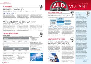 ALD Volant NL 17