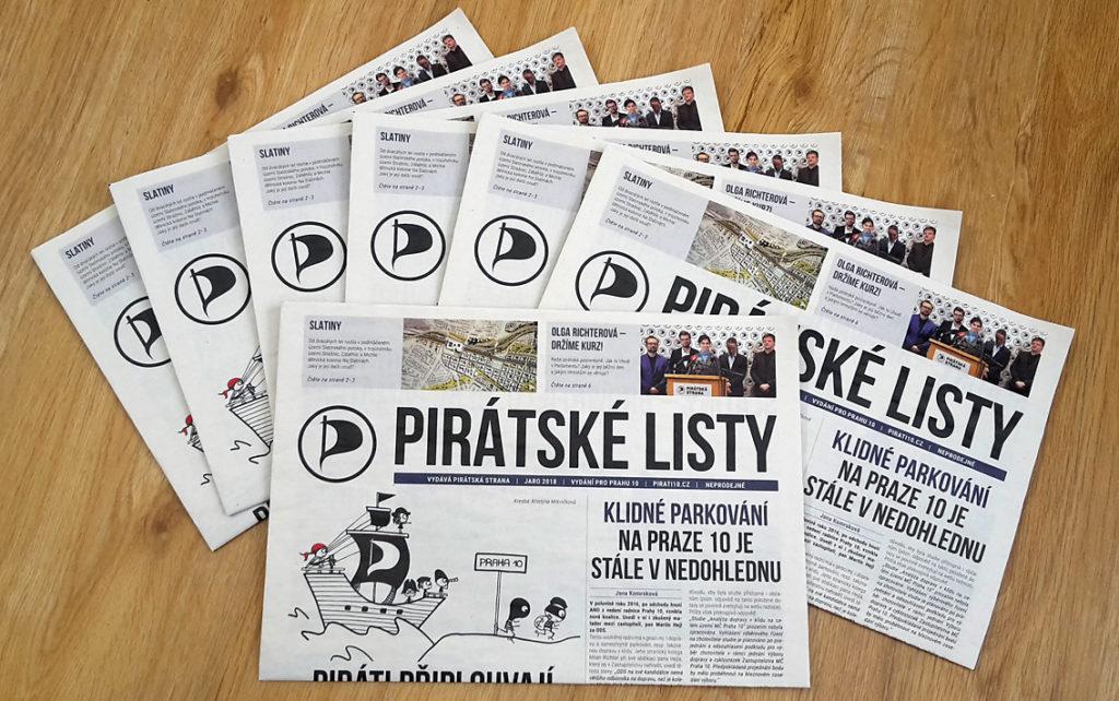 Piratské listy