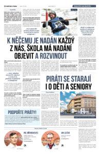 Piratske listy Praha 6